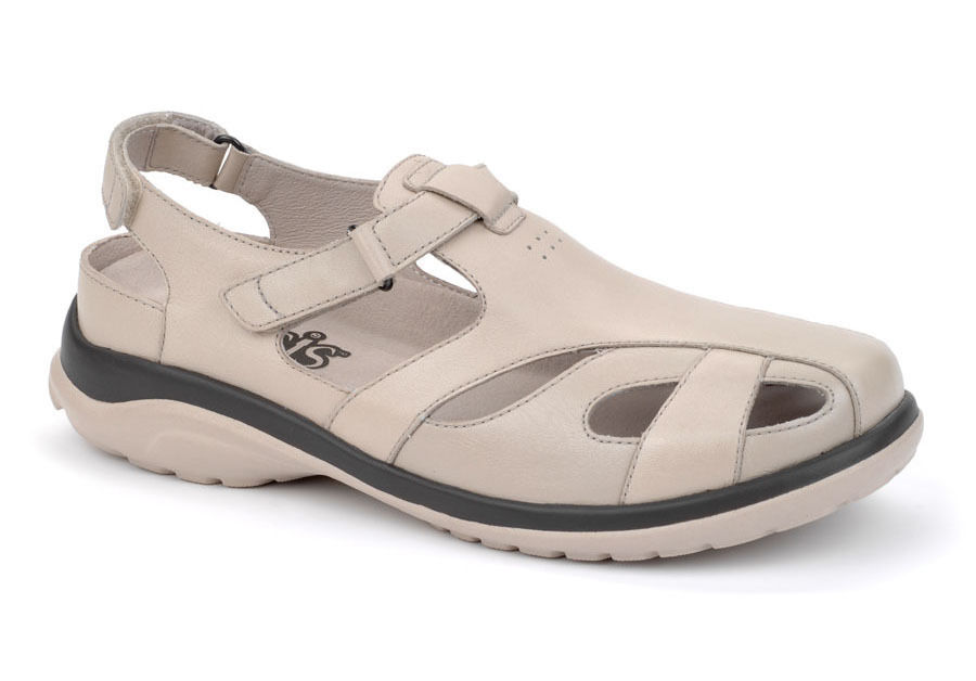 Oasis Oasis Oasis Zoey Women's Leather Fisherman Sandal - Extra Depth f4bb87