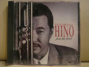 """CD """"From The Heart"""" von Terumasa Hino - München, Deutschland - CD """"From The Heart"""" von Terumasa Hino - München, Deutschland"""