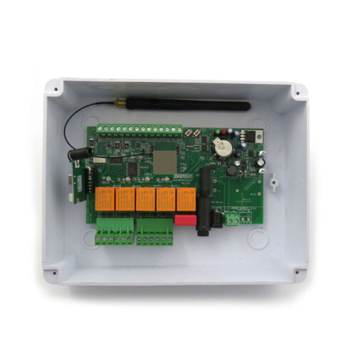 Garrage Gate smart Opener Controller with Wi-Fi Android App and RF remotes