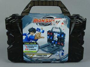 Monsuno-toys-portable-storage-Strike-case-Black-New