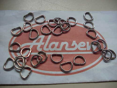 "25 X  3//8/""   /"" D /"" RINGS TOP ALANSEW QUALITY"