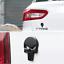 3D-Metal-Punisher-Emblem-Sticker-Skeleton-Skull-Decal-Badge-Car-Bike-Truck-BLACK miniature 3