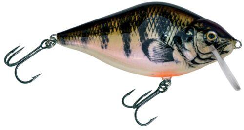 Hybrida K3 Wobbler 11 cm sinkend /& schwimmend Raubfisch angeln crankbait