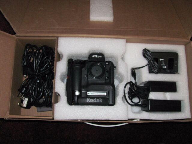 Kodak DCS 760m Digital Camera (Monochrome)