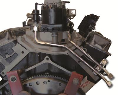 JET 61500 Chevy GMC TBI Injection 5.7L 350 Adjustable Fuel Pressure Regulator
