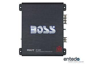 BOSS-AUDIO-R1100M-Monoblock-Verstaerker-Endstufe-Amplifier-Car-Auto-KFZ-PKW-NEU