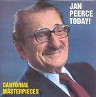 Cantorial Masterpieces by Jan Peerce (Tenor Vocals) (CD, Apr-1995, Vanguard)