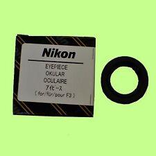 Genuine Nikon F3 Finder Eyepiece for F3 Film Camera Body DE-2 Finder