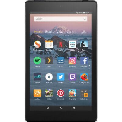 Amazon Fire HD 16GB WiFi Tablet Tablet Black