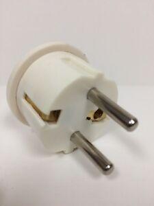 Image Is Loading American To European Schuko Plug Adapter Us Usa