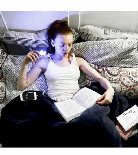 Sewobye blanchiment des dents kit utiliser votre téléphone mobile 20-DEL lumière bleue-Neuf-UK