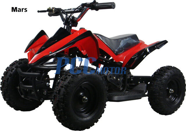 350 WATT RED MARS ELECTRIC ATV QUAD AGES 6 - 8 M MARS-RED