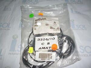 Oring AMAT 3700-01296 O Ring 3316/10 C8