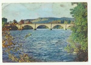 Dunkeld-Bridge-Perthshire-postcard-1974