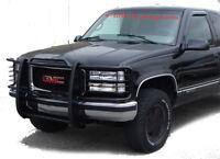 1988-1998 Chevy / Gmc Silverado / Suburban / Tahoe - Black - Grill Brush Guard