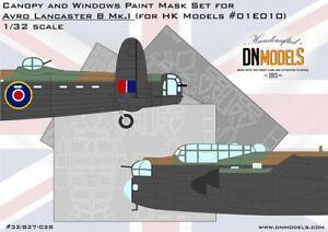 Avro-Lancaster-Canopy-amp-Windows-DN-Models-Paint-Masks-for-HK-Models-01E010-1-32