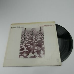 Beaver-amp-Krause-In-A-Wild-Sanctuary-LP-1850-1970-VG