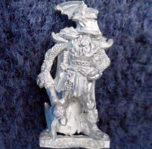 1985 Chaos Warrior 0202 16 C35 Panedal Games Workshop Citadel Warhammer Army GW
