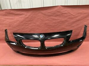 Front Bumper Cover BMW E85 E86 Z4 Roadster OEM Black