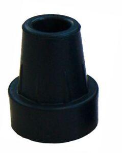 Krückenkapsel mit Stahleinlage, schwarz, 18mm - Isernhagen, Deutschland - Krückenkapsel mit Stahleinlage, schwarz, 18mm - Isernhagen, Deutschland