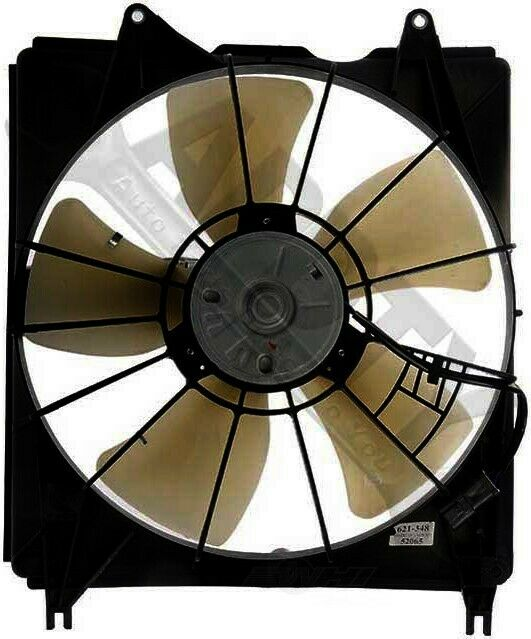 Engine Cooling Fan Assembly APDTY 732459 Fits 2007 Acura