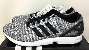 a38d701cc0f NEW adidas Men s ZX Flux Weave Athletic Shoe Size 12 NIB ...