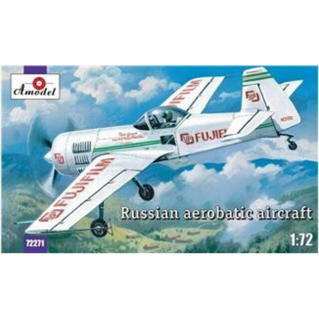 1/72 Sukhoi Su-31 Russian Aerobatic