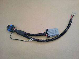 chevy gmc 6 5l 6 5 diesel fuel injection pump wiring harness black rh ebay com