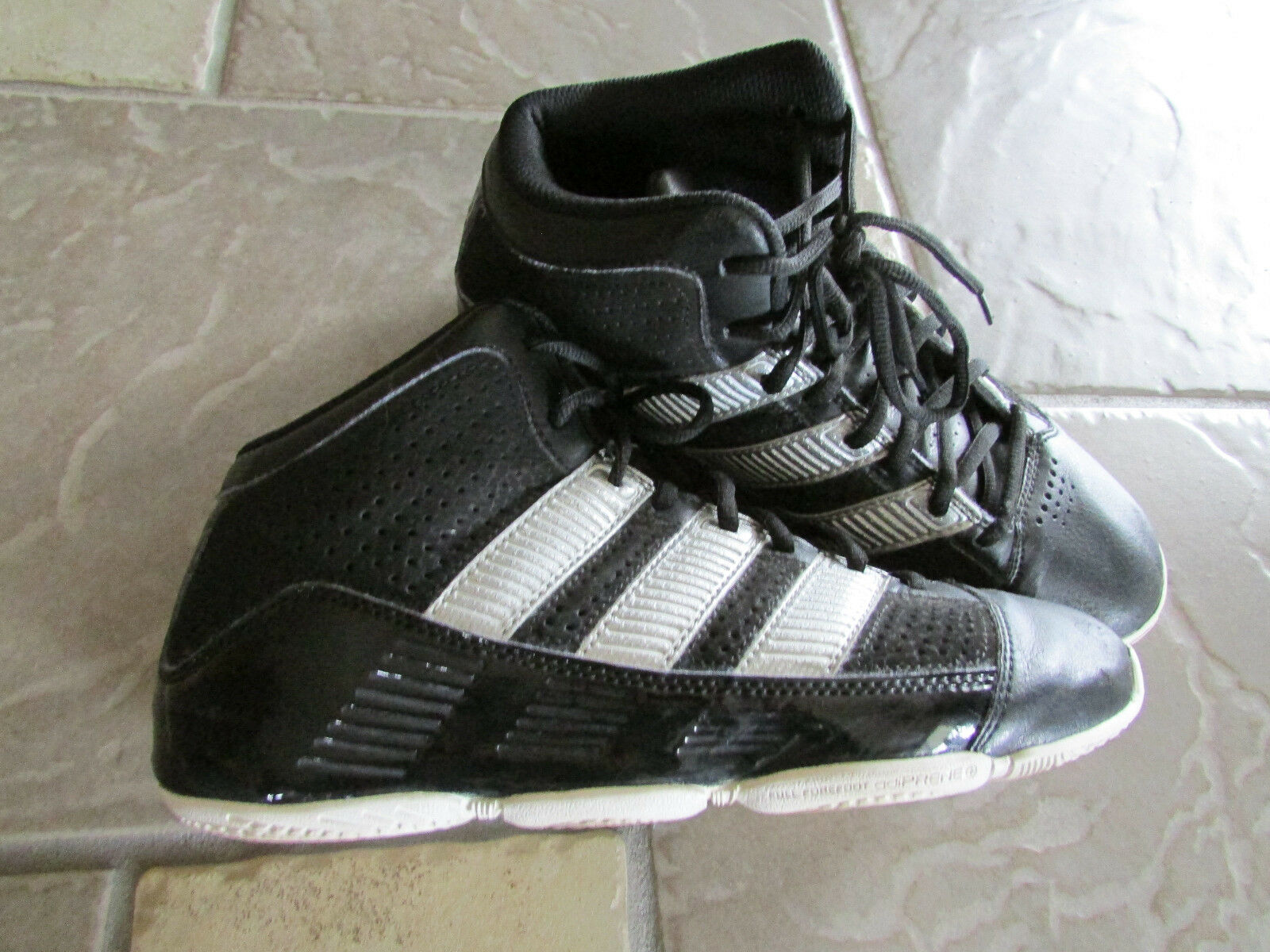 ADIDAS BASKETBALL SHOES  ATHLETIC SHOES SNEAKERS MENS 7.5 STYLE 779001 FREE SHIP Seasonal price cuts, discount benefits