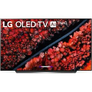"LG OLED77C9P 77"" 4K HDR Smart AI OLED TV w/ ThinQ - OLED77C9PUB (2019 model)"