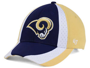 new arrival 9383d e022f Image is loading Los-Angeles-Rams-Men-s-039-47-Brand-
