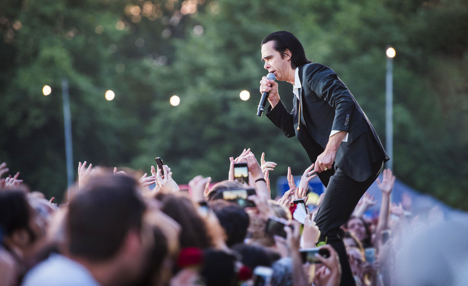 Nick Cave Bruxelles Tickets
