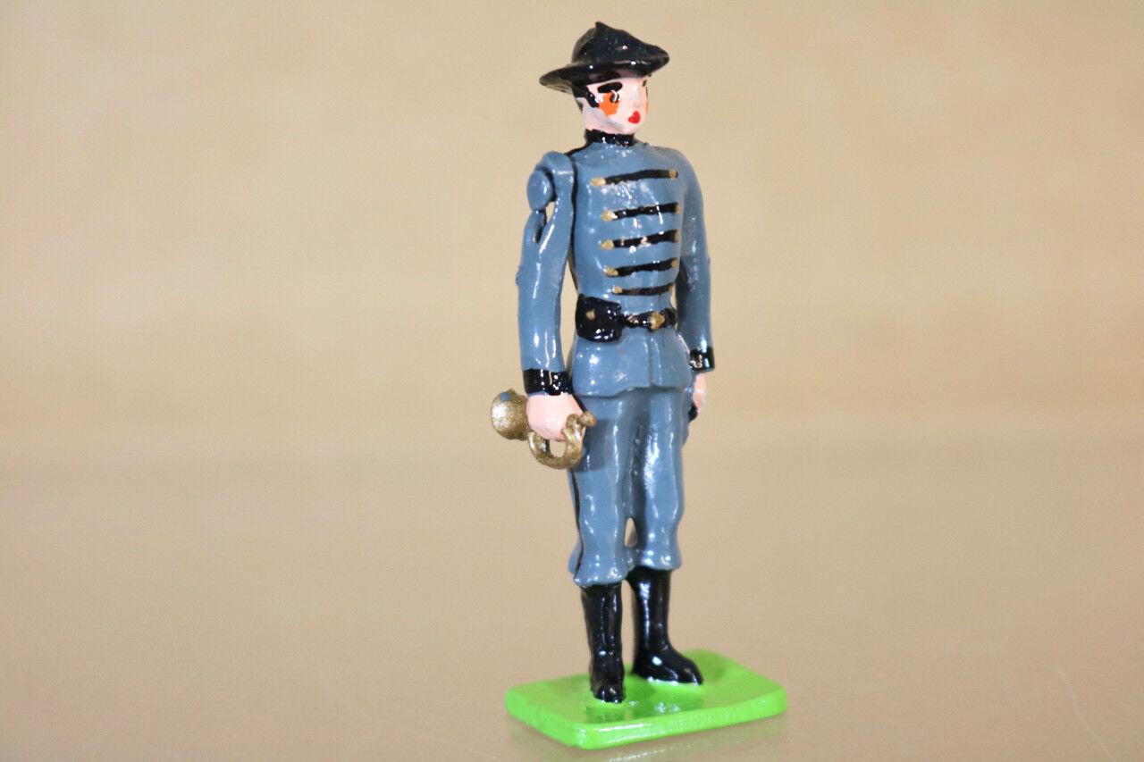 Little Little Little Wars 376 Amerikanischer Bürgerkrieg Konföderierter 1. Virginia Kavallerie 4d3130