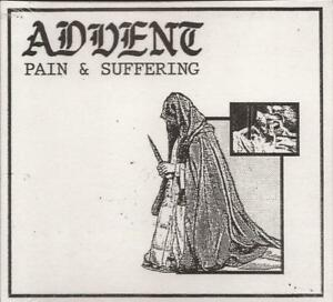 Advent-Pain-amp-Suffering-CD-2017-NEW-SEALED
