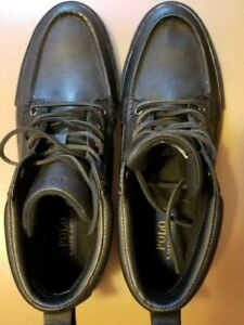 Zwarte Chukka 9 Polo Heren Raplh 5 Us Lauren Sneakers SUMGLqVpz