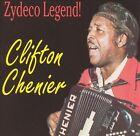 Zydeco Legend! by Clifton Chenier (CD, Jun-1989, Maison de Soul)