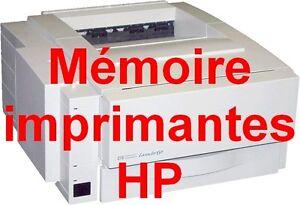Memoire-8-Mo-C3133A-HP-LaserJet-4-4M-4V-4MV-5-5M-5N-5P-5MP-6P-6MP-8MB-Memory