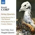 Streichquartette 1+2 von Mark Wilde,Maggini Quartet (2011)