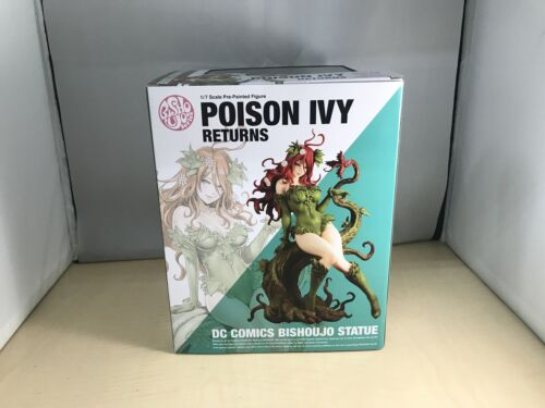 DC COMICS Bishoujo DC UNIVERSE Poison Ivy Returns 1//7 Scale PVC Painted Figure