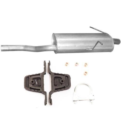 316i 318i 1.9 105PS//118PS Coupe,Limousine Endschalldämpfer Auspuff Anbausatz