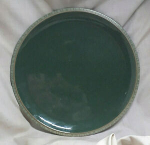 Denby Calm Dinner Plate measuring 10.5 inches in diameter VGC