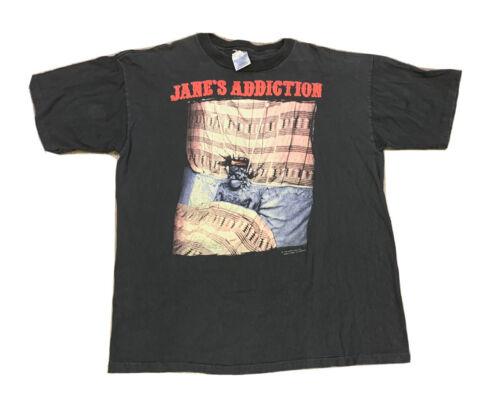 Vintage Janes Addiction 1990 Article 1 Brockum T-S