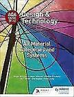 AQA GCSE (9-1) Design and Technology: All Material Categories and Systems von Dave Larby, Bryan Williams, Pauline Treuherz, Ian Fawcett und Louise Attwood (2017, Taschenbuch)