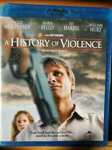 A-History-of-Violence-Blu-Ray-Brand-NEW-Sealed