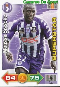 Moussa Sissoko Toulouse.fc Tfc Carte Card Adrenalyn Ligue 1 2012 Panini - D Gvhrs5ee-07232058-832439409