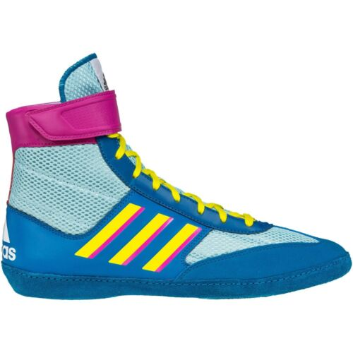 adidas Combat Speed 5 Wrestling Shoes Boots Boxing MMA Combat Sport Shoes
