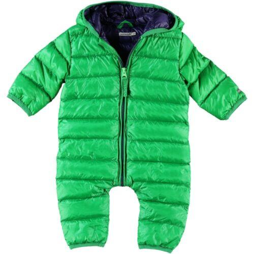 Imps/&Elfs Schneeanzug Schneeoveroll Jumpsuit Gr 62 grün Daunen NEU