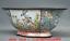"""miniature 7 - 6,2 """"Qianlong Marqué Vieux Chine Cloisonné Émail Fleur oiseaux Bol Pot Cruche"""