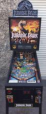 Jurassic Park Pinball Machine Data East Arcade