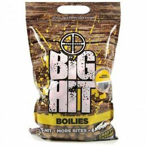 CHOCOLATE CRAFTY CATCHER BIG HIT 15mm POP UPS VANILLA NUT